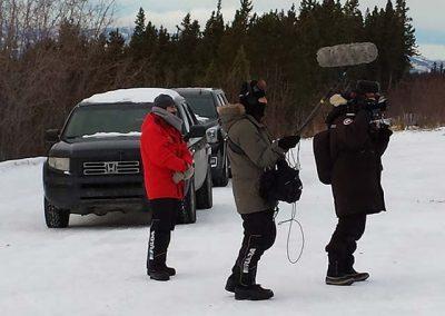 Film Crew & Media Support