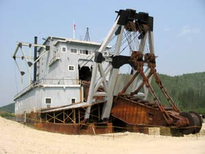 """Gold Dredge No.4"""
