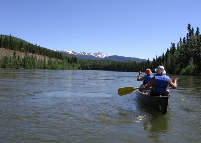 Teslin River Tour