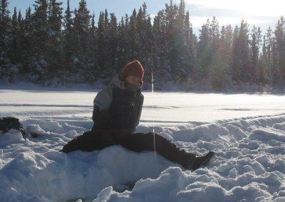 Ice Fishing Expierience