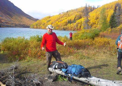 Hike to Saint Elias Lake