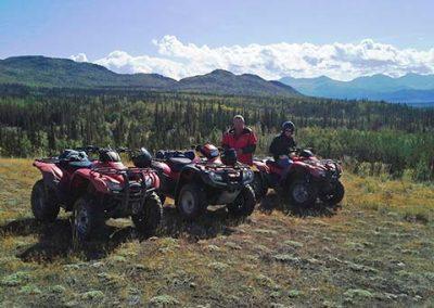 ATV Backcountry Tour