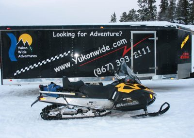 Snowmobile Tour