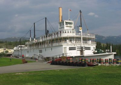 SS Klondike - Whitehorse