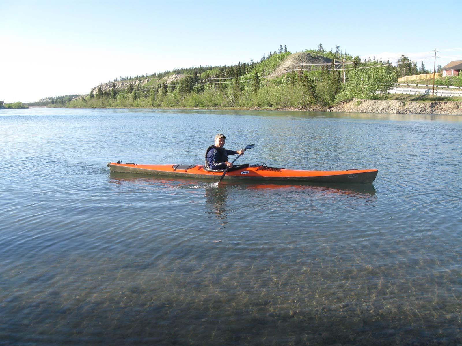 Canoe/Kayak & SUP Rentals - Yukon Wide Adventures
