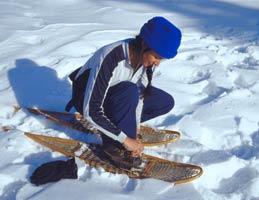 Snowshoeing Trips