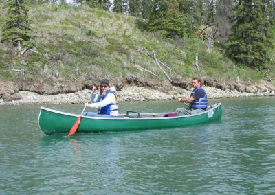 Self-Guided Canoe Trip