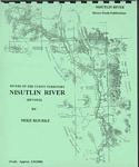 Nisutlin River Guide Book / River Descriptions