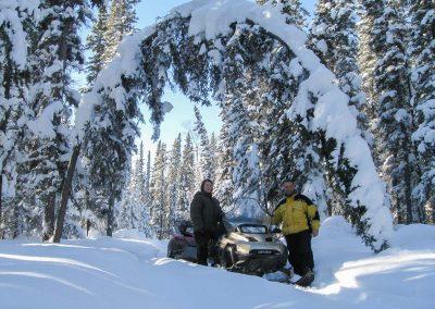 Yukon Winter Wonderland