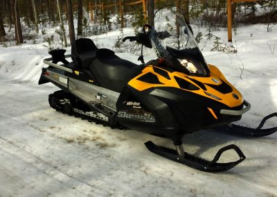 Ski-doo Skandic 550 Wide Track - Fan Cooled