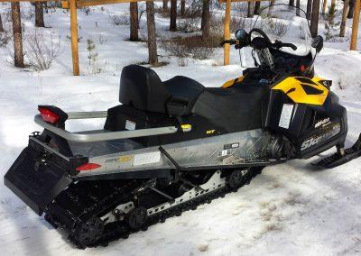 Ski-doo Skandic 550 Wide Track - Fan Cooled